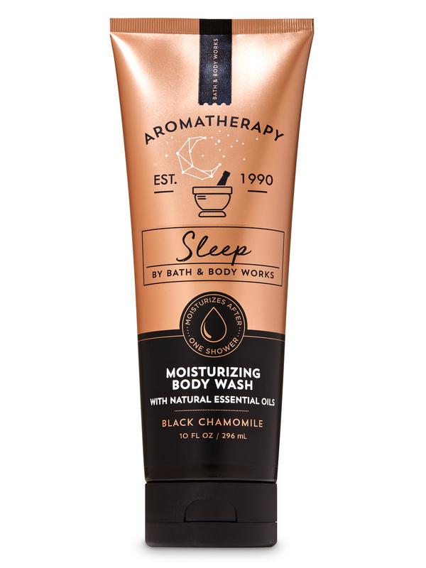 Black Chamomile Moisturizing Body Wash