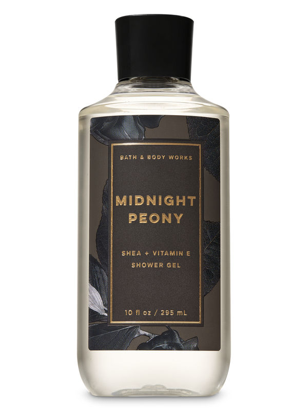 Midnight Peony Shower Gel