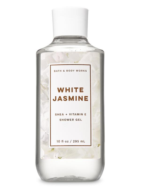 White Jasmine Shower Gel