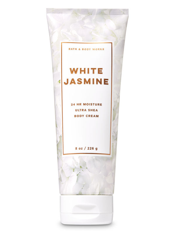 White Jasmine Ultra Shea Body Cream