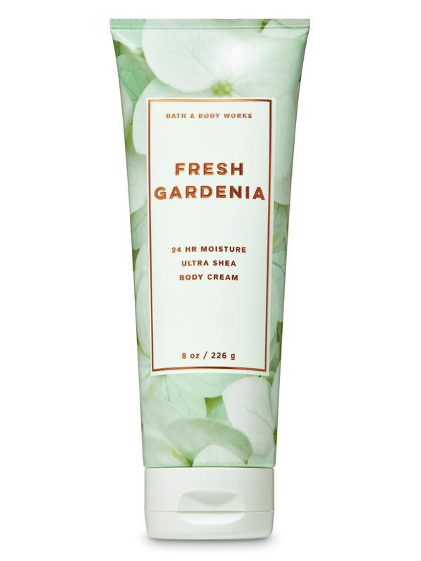 Fresh Gardenia Ultra Shea Body Cream