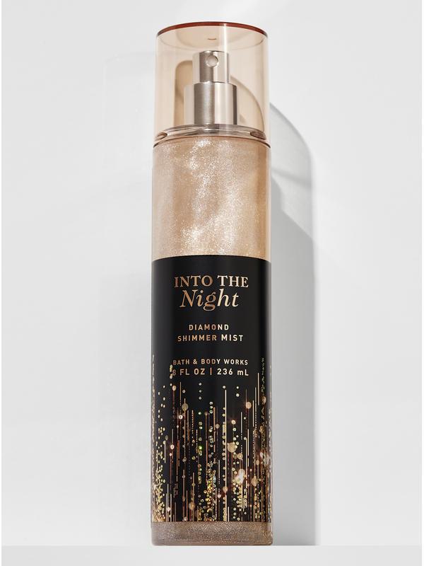 Into the Night Diamond Shimmer Mist