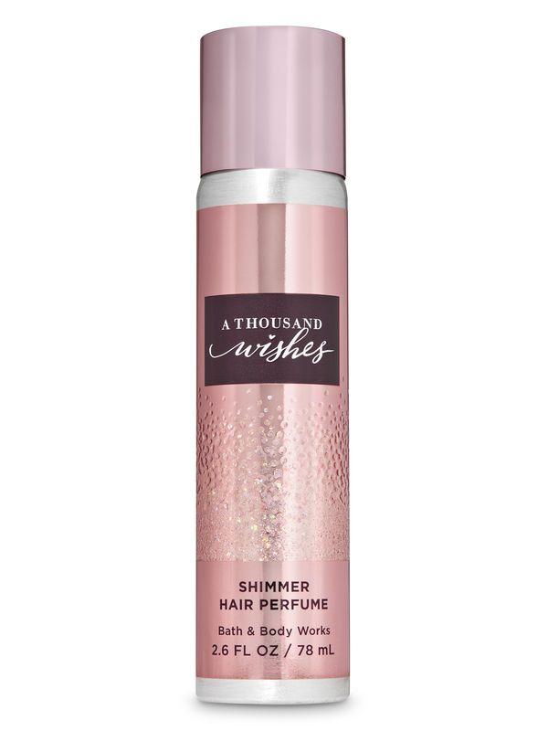 A Thousand Wishes Shimmer Hair Perfume
