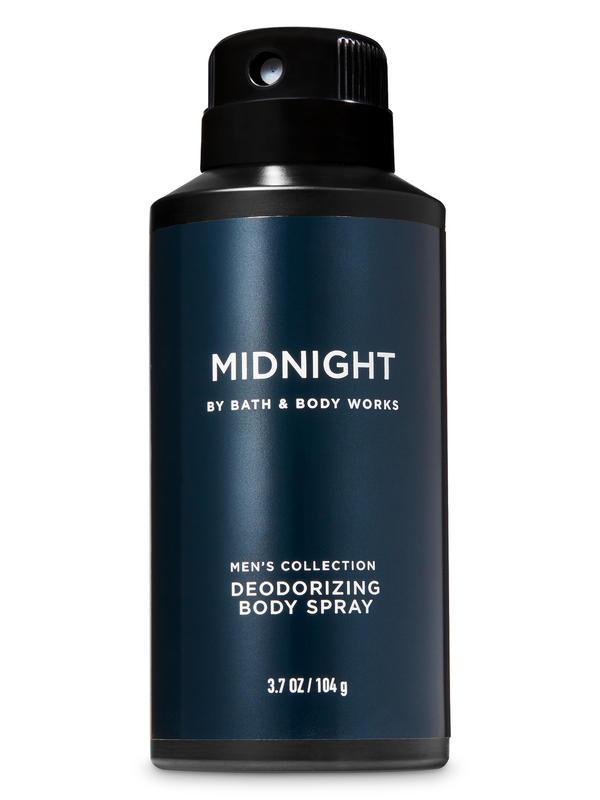 Midnight Deodorizing Body Spray