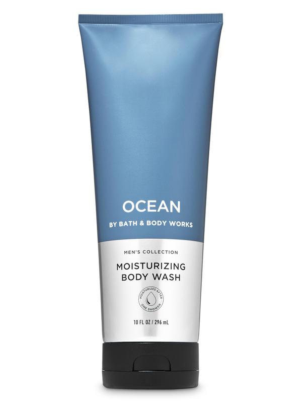 Ocean Moisturizing Body Wash