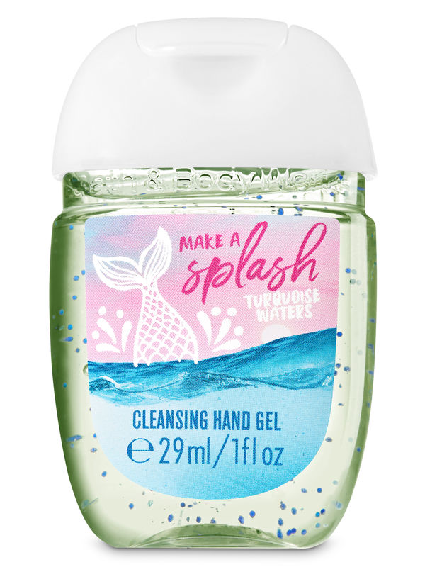 Turquoise Waters Cleansing Hand Gel