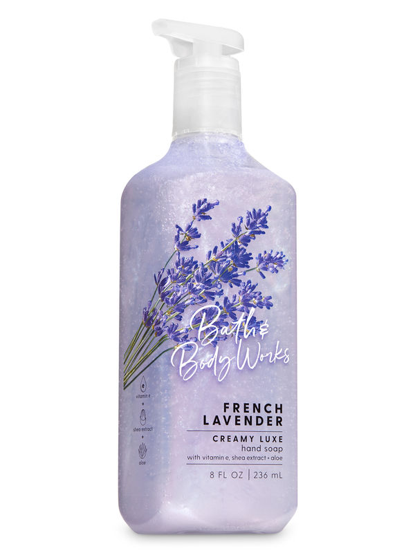 French Lavender Creamy Luxe Hand Soap