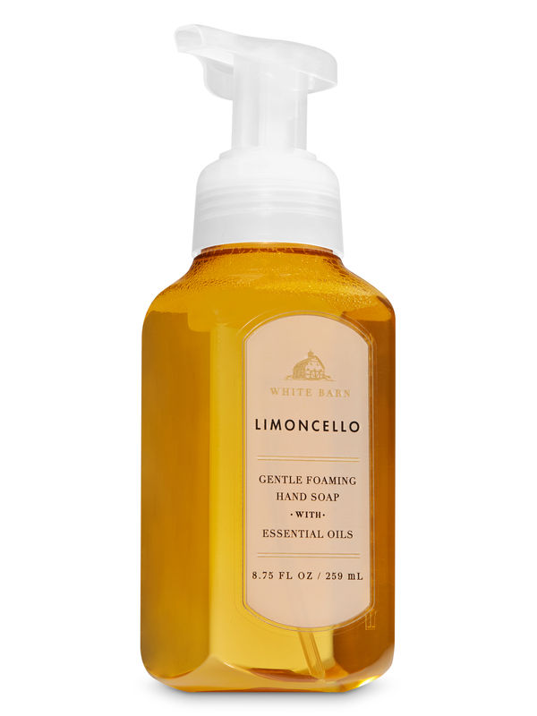 Limoncello Gentle Foaming Hand Soap