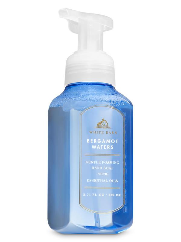 Bergamot Waters Gentle Foaming Hand Soap