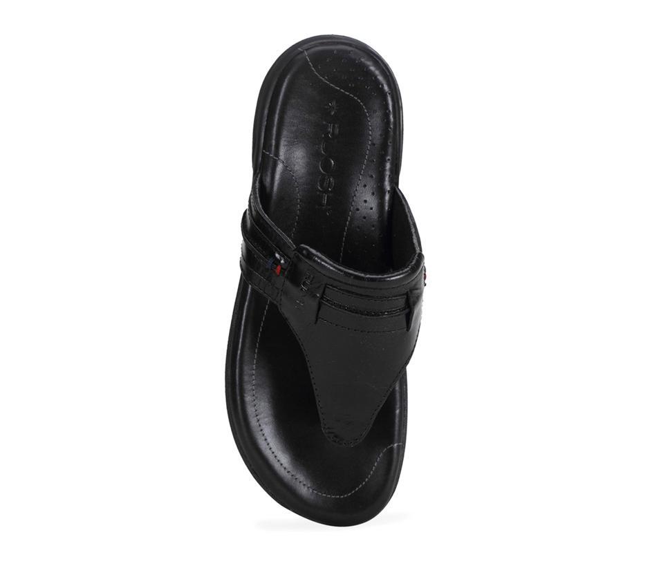 Black Sandals