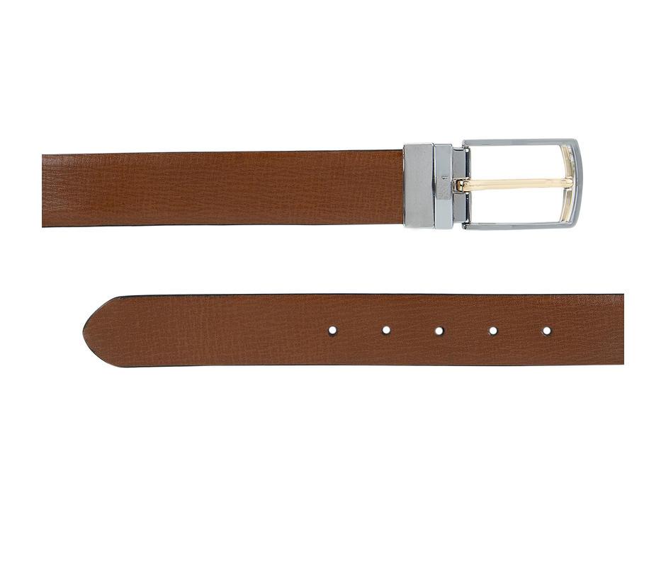 Black and Brown Reversible Belt