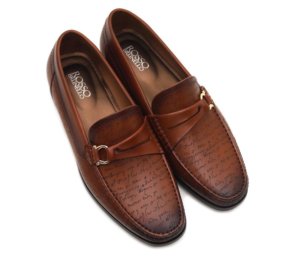 Dual Tone Signato Loafers