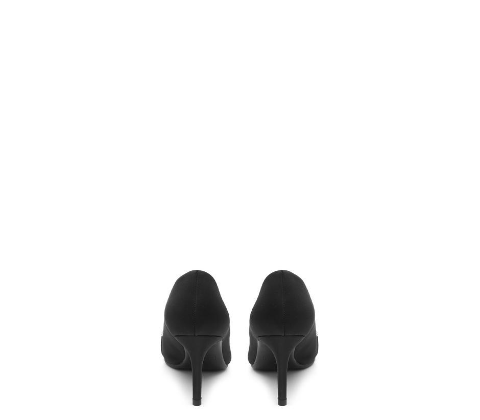 Embellished Pointed Toe Heels