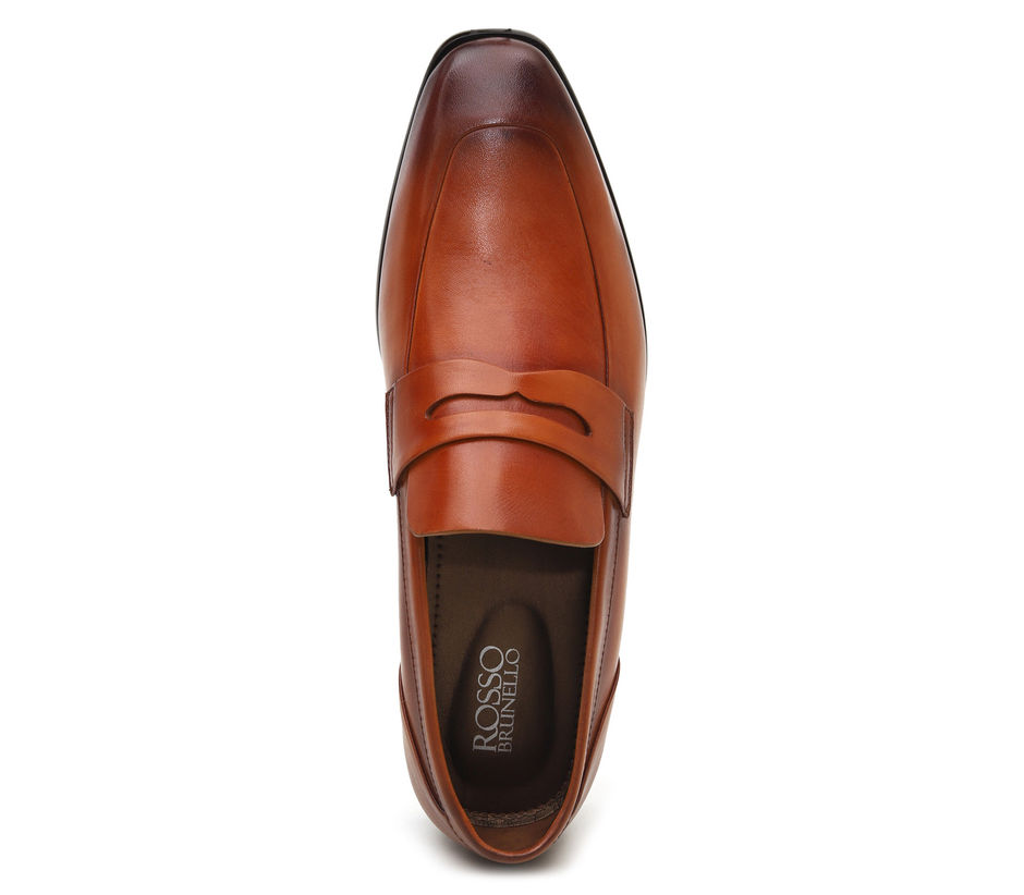 Dual Tone Loafers