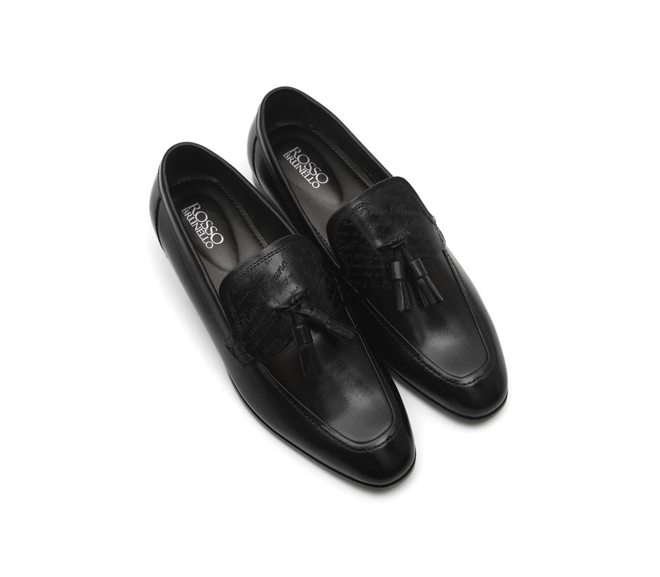 Signato Loafers With Tassels