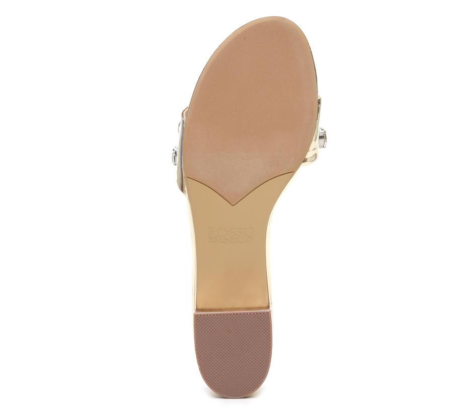 Studded Broad Strap Block Heels