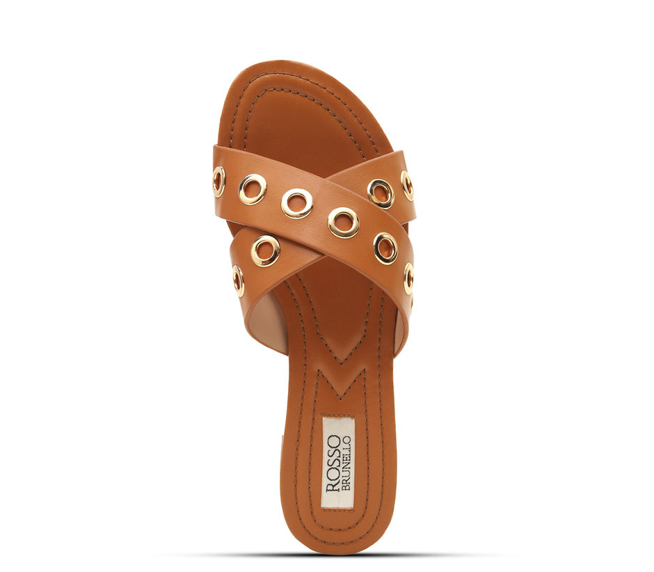 Criss Cross Strapy Flats