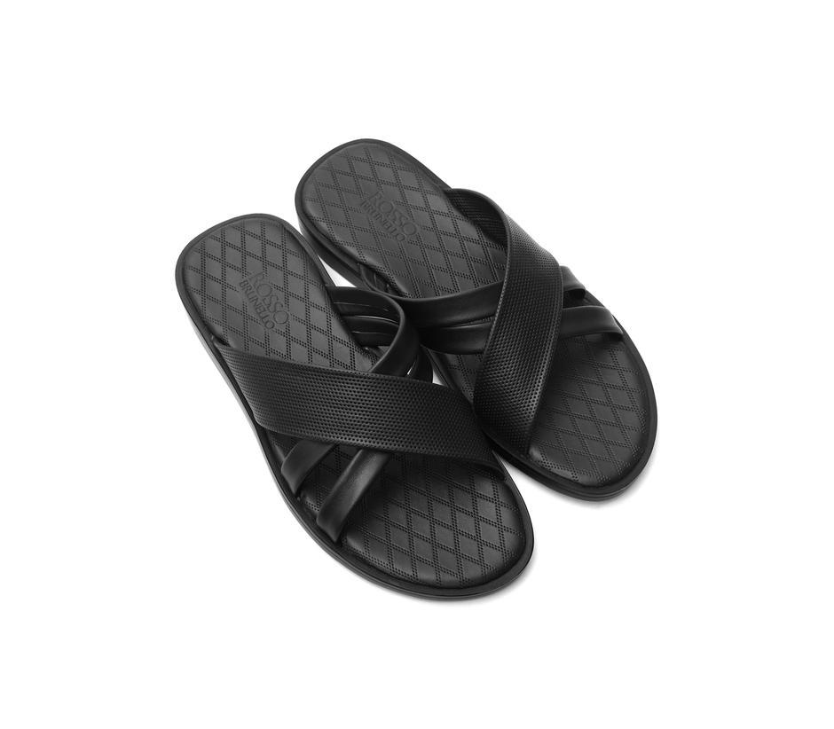 Criss Cross Slippers
