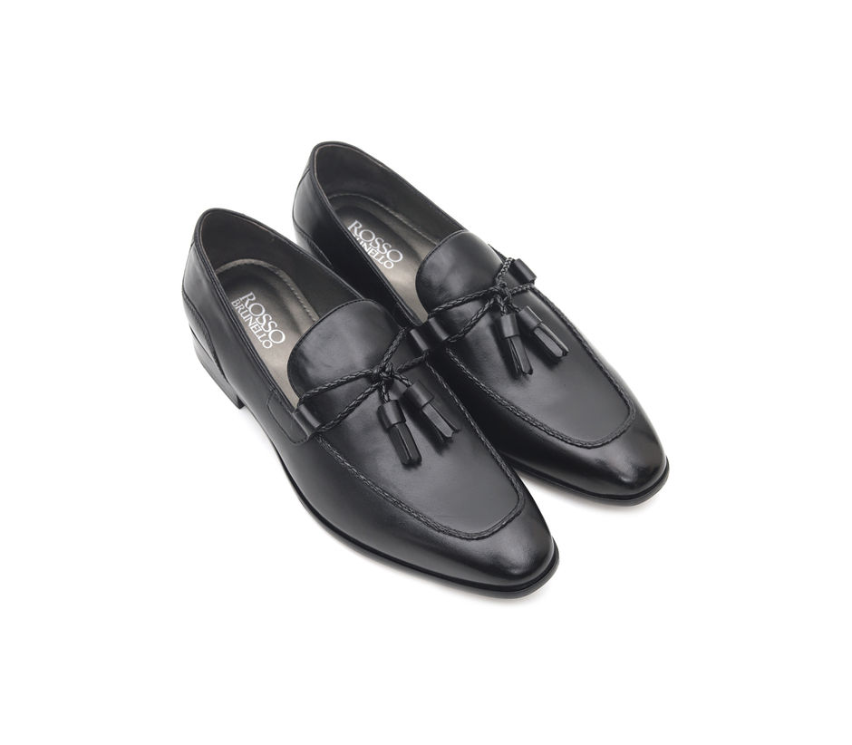 Formal Loafers With Tassels