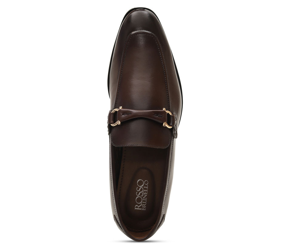 Buckled Loafers