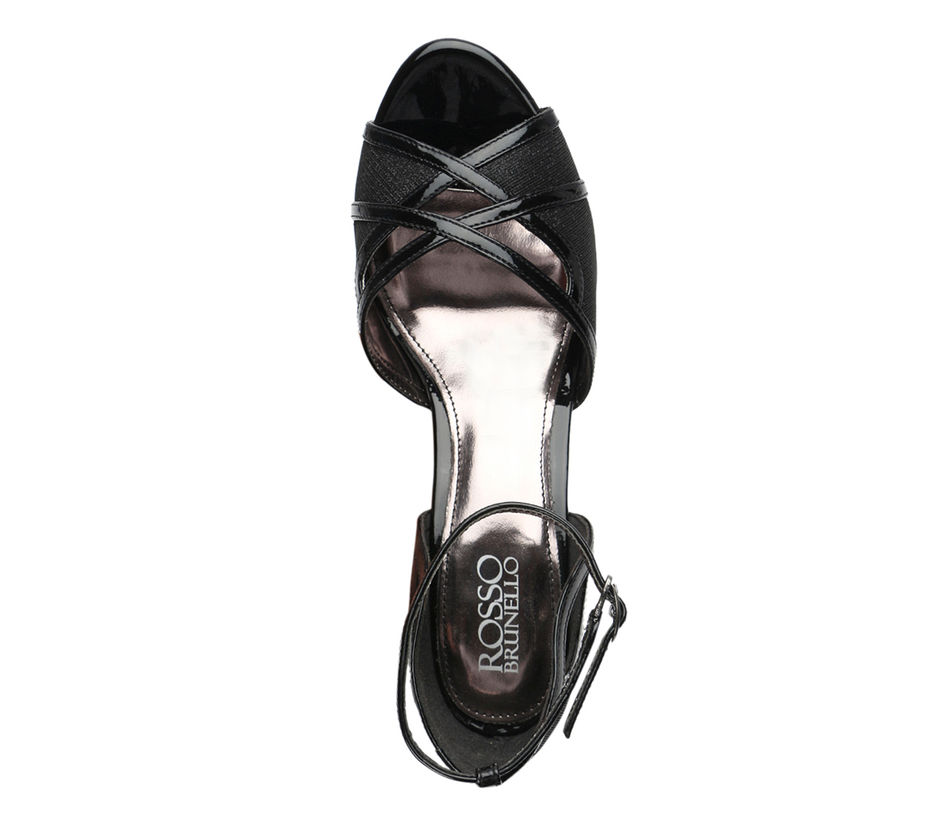 Criss Cross Ankle Strap Slingback Sandals