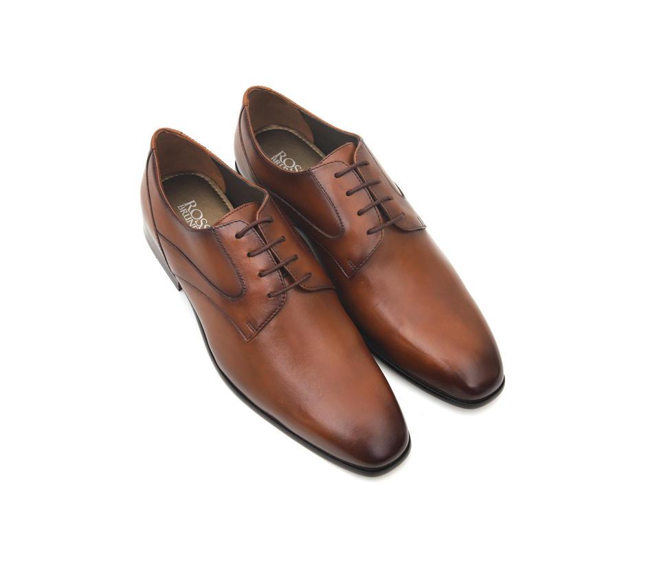 Dual Tone Derby Shoes