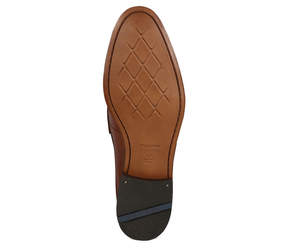 Classic Formal Slip-on - Tan