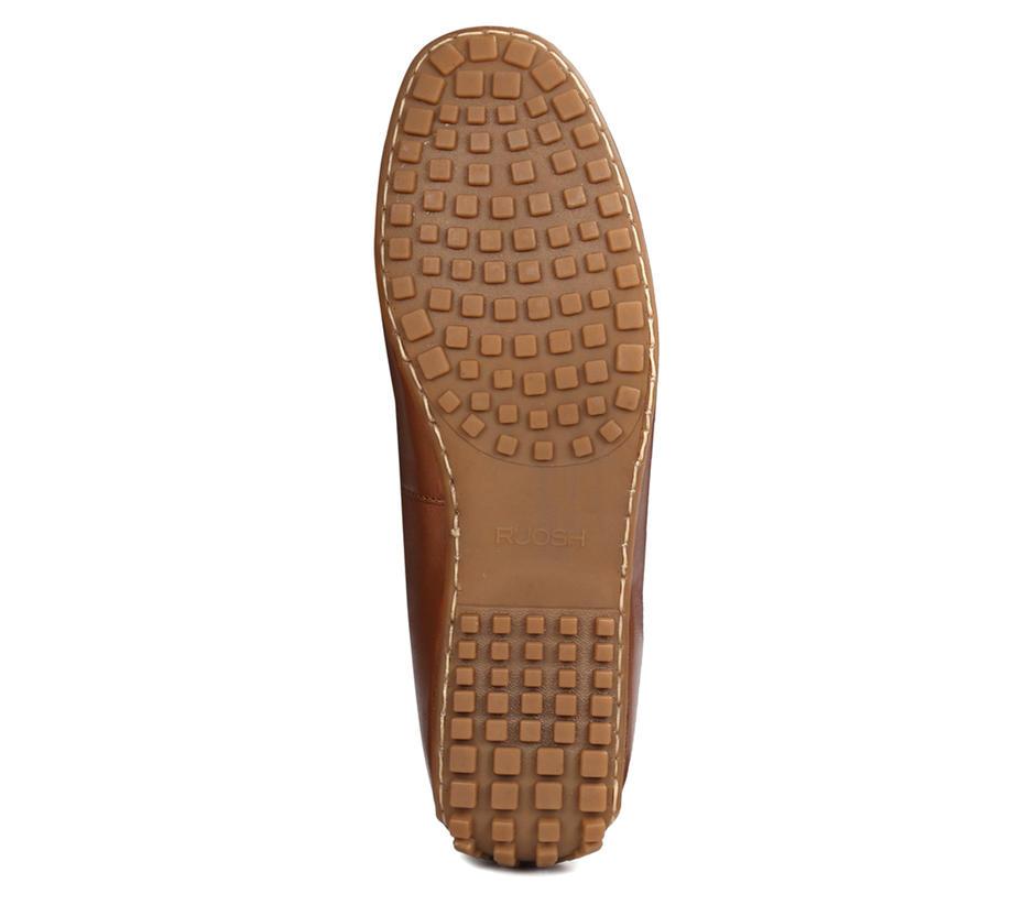 Driving shoes - Tan