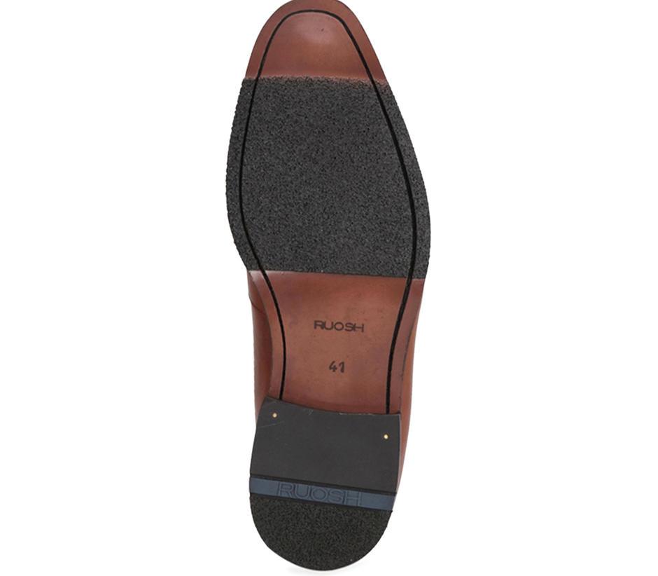Ergotech Formal Slip-on - Brown