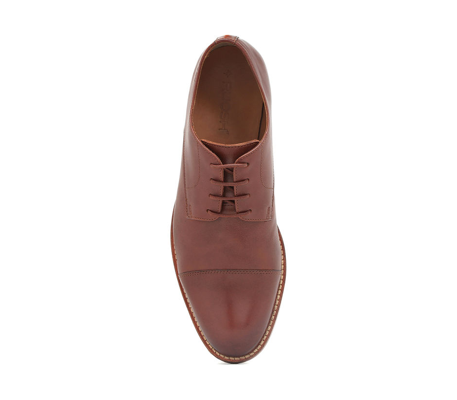 Goodyear Welt Formal – Brown