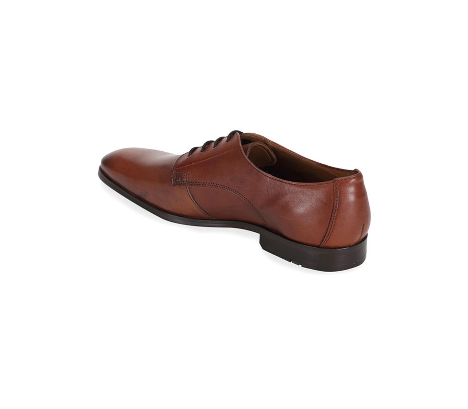 Ergotech Formal Lace-ups - Tan