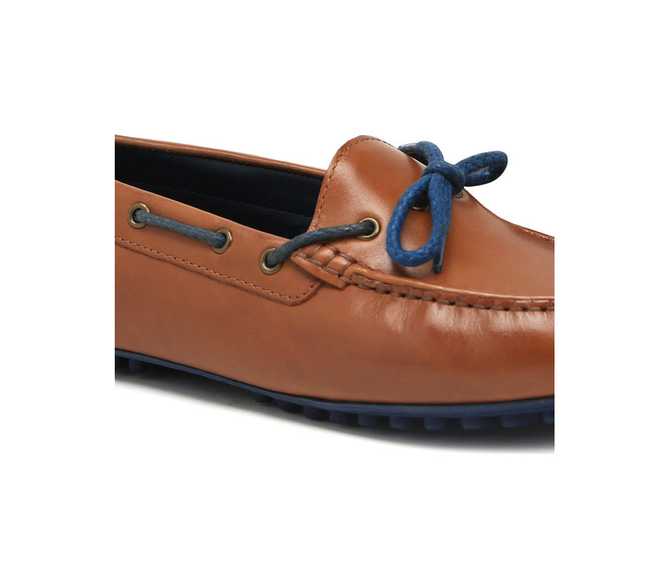 Driving shoes - Tan