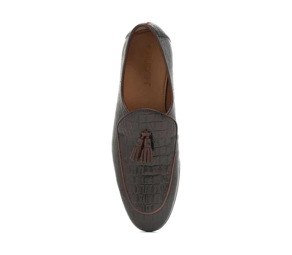Occasion Slip-on Brown