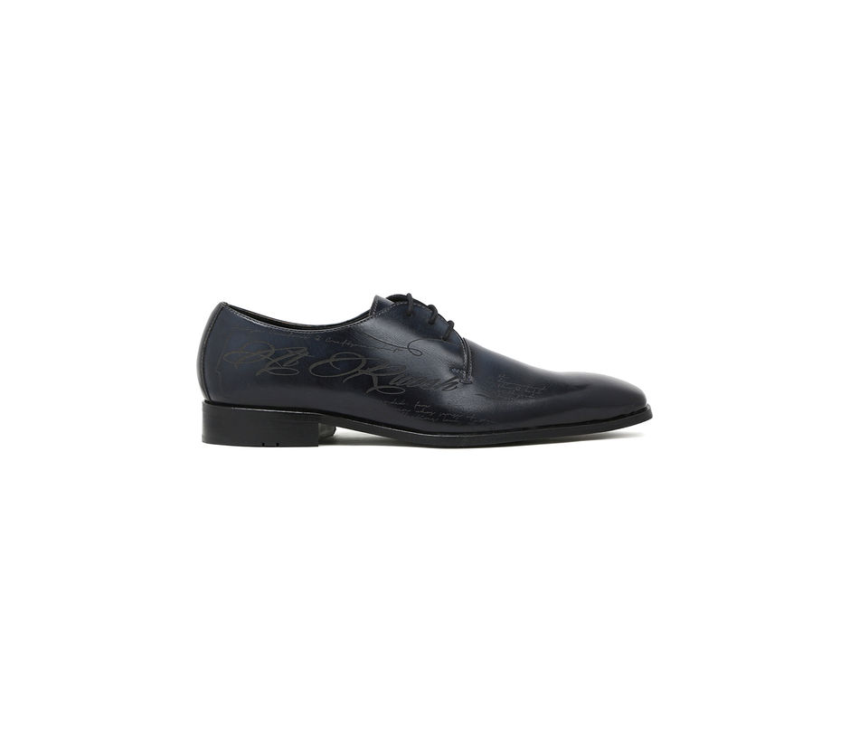 Occasion Lace-ups - Navy