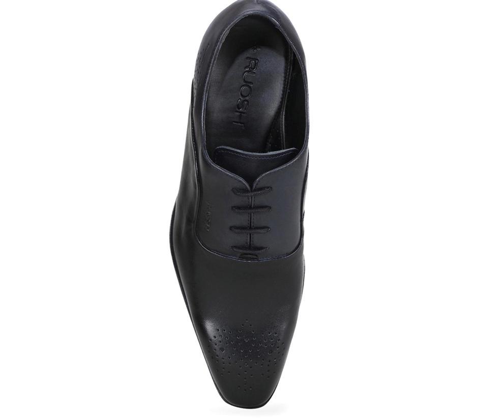 Semi-formal Lace-ups - Black
