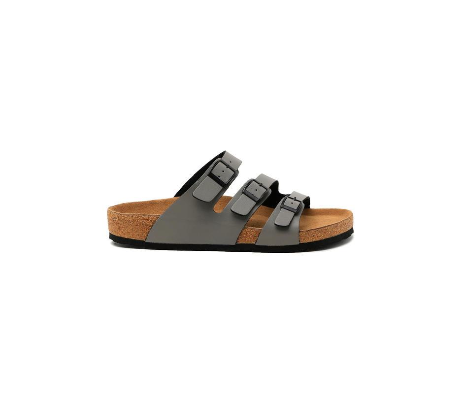 Cygna Grey Sandals