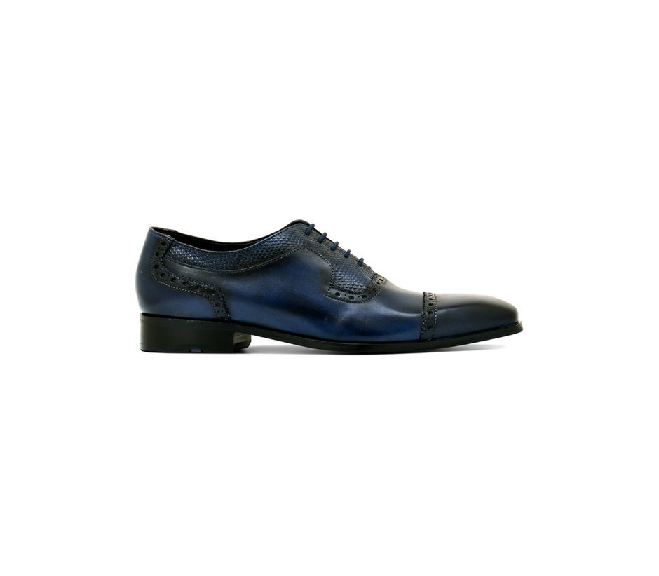 Occasion Lace-up - Blue