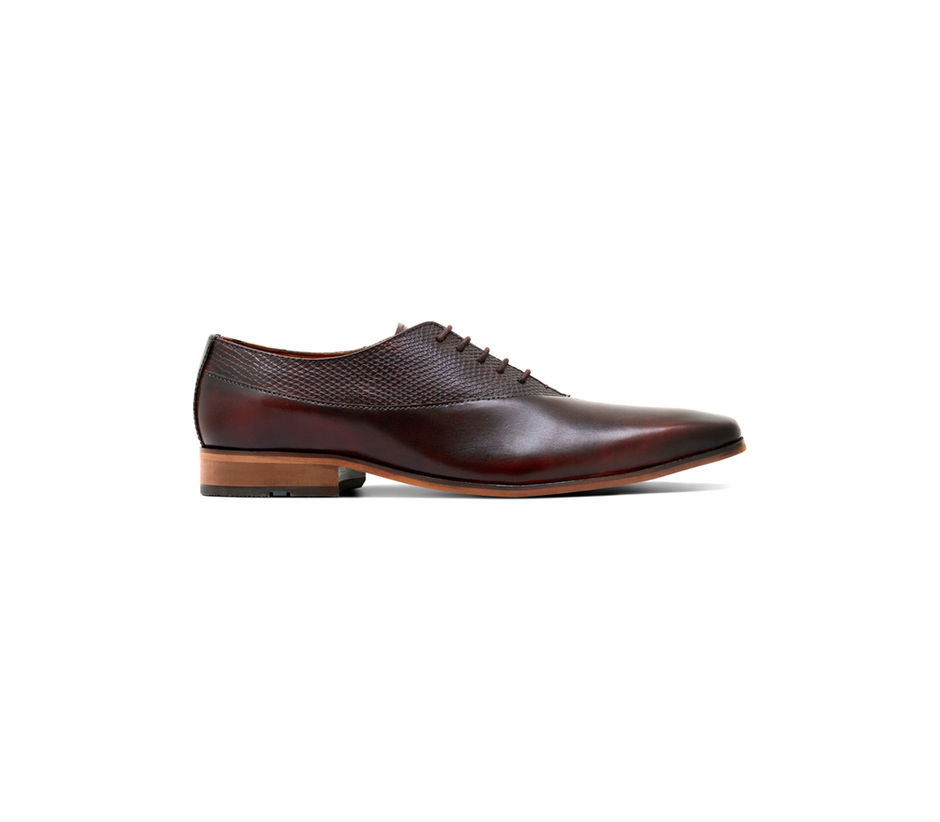Occasion Lace-up - Brown