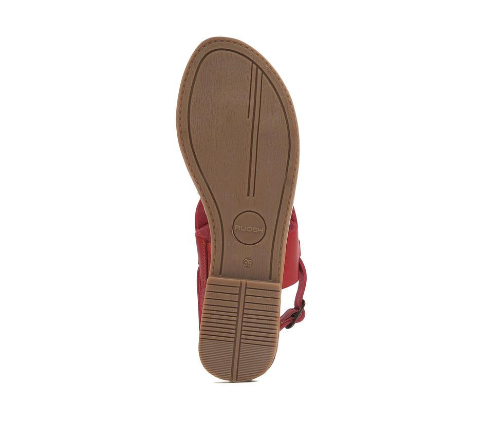 Women's Red Sandals