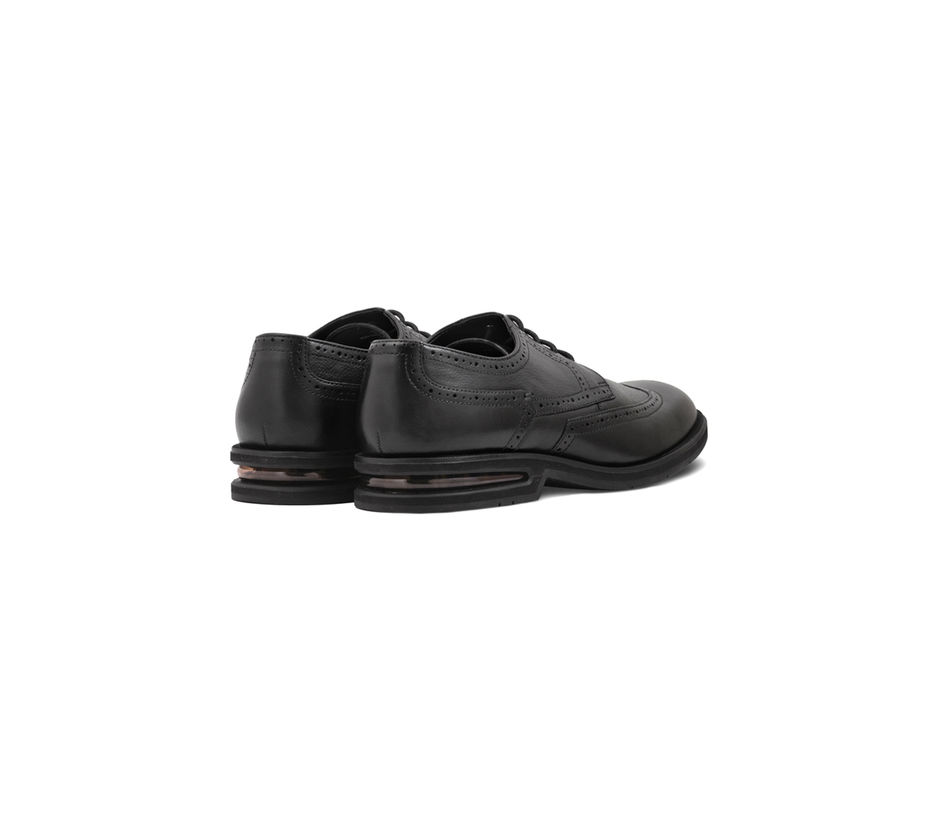 AirCube laceup - Black