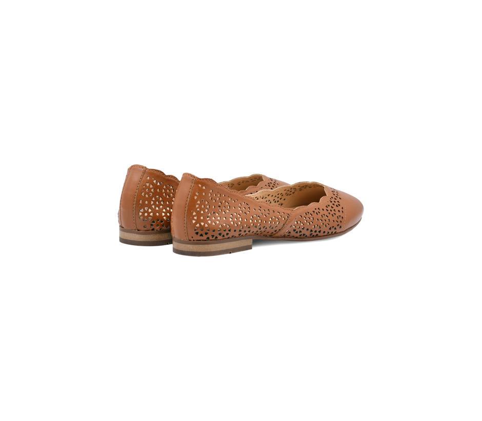 Brown Casual Slip-ons