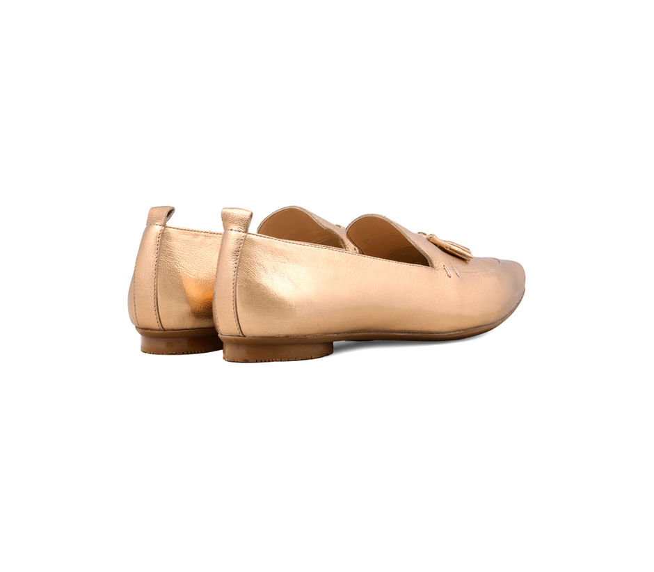 Ballerina with Tassels – Gold