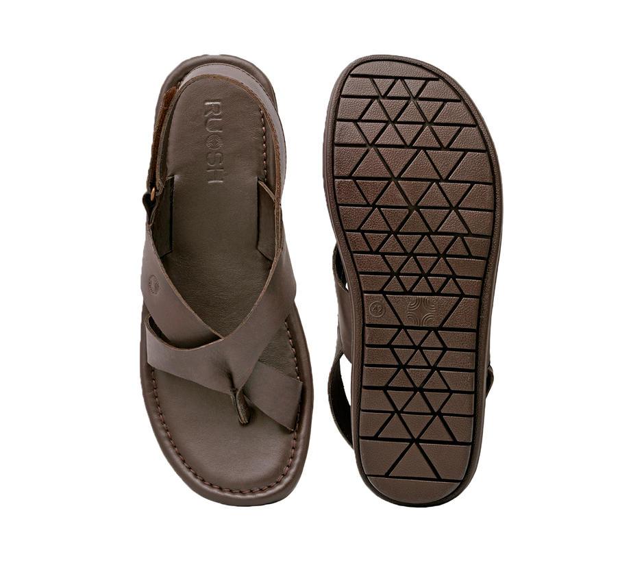 Sandals - Brown