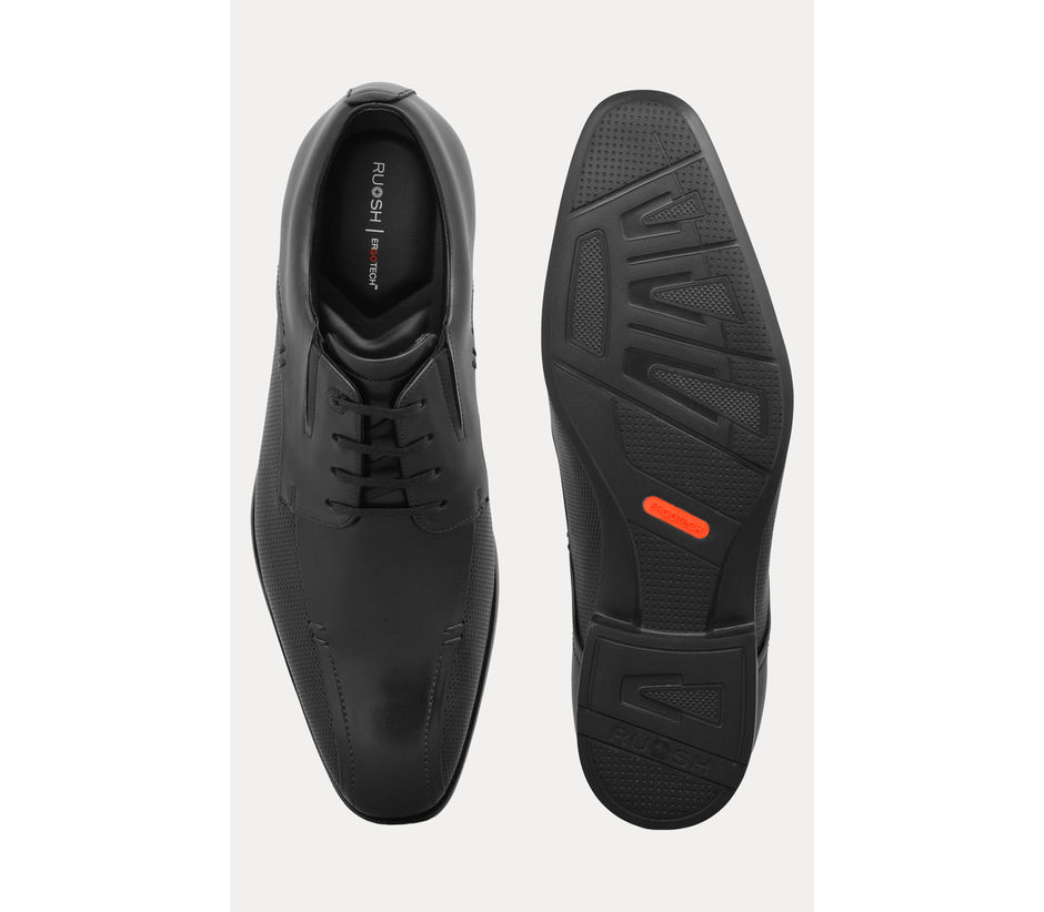 Ergotech Lite Lace-up - Black