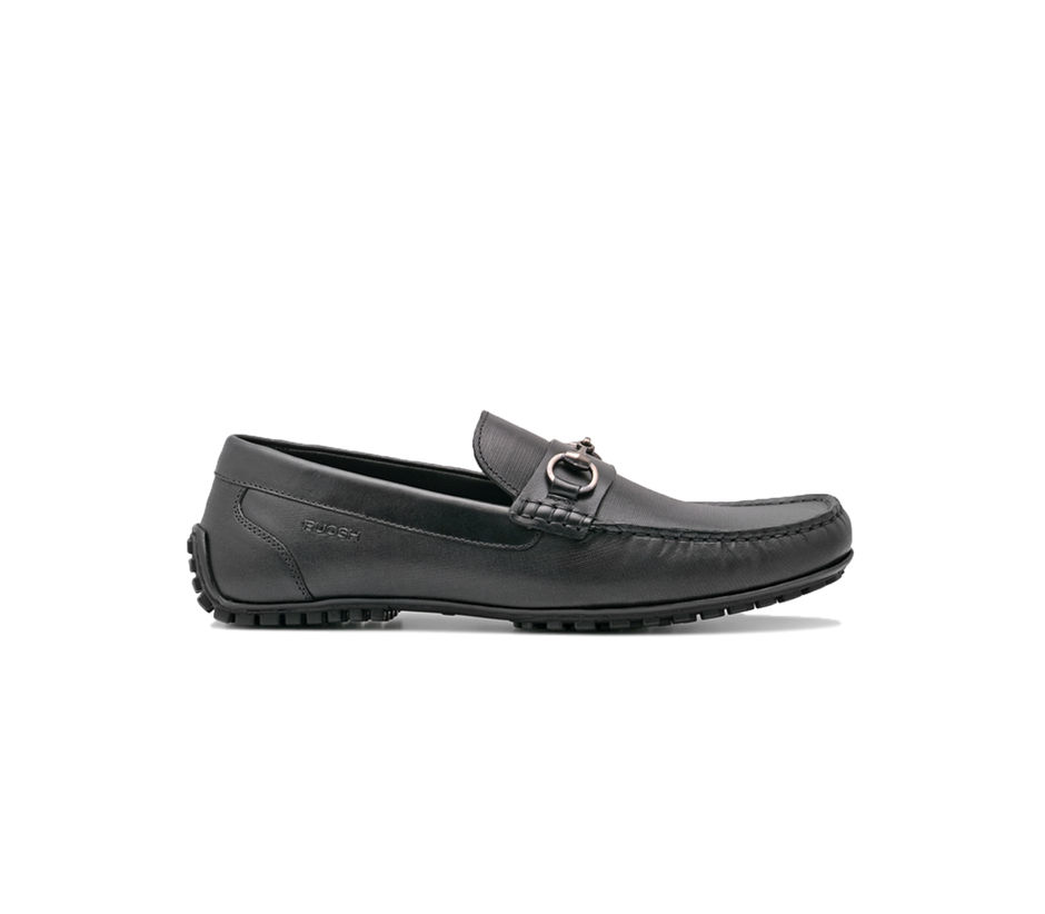 Driver  Slip-on - Black