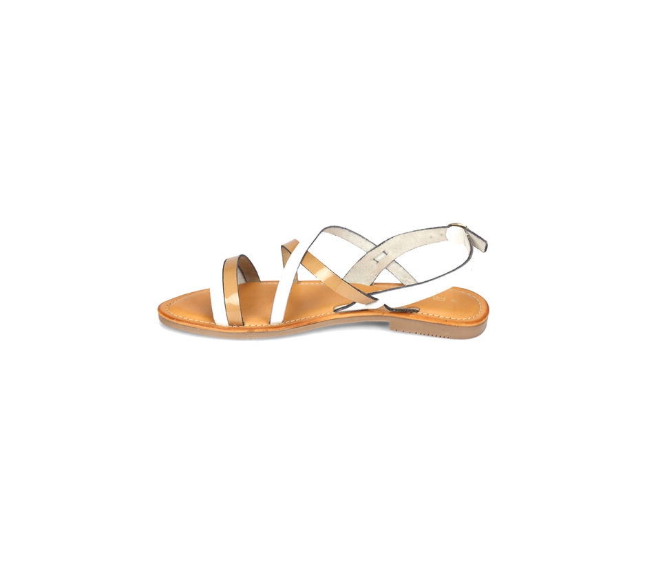 Women Sandal - White