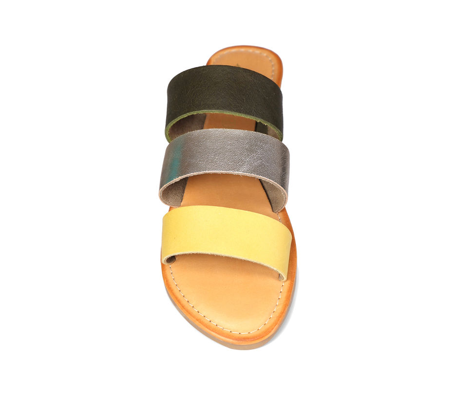 Women Sandal - Yellow