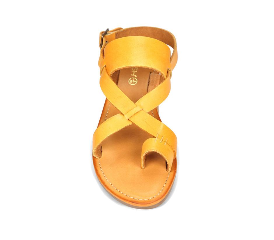 Women Sandal - Tan