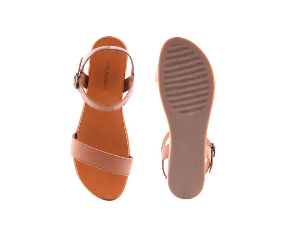 Women Sandal - Tan