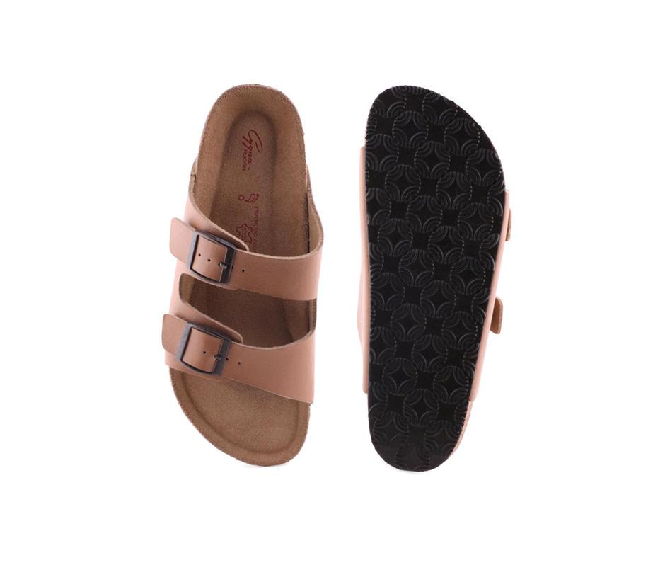 Womens Sandal - Tan